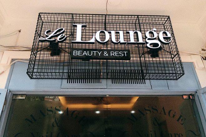 Le Lounge, Hanoi, Vietnam
