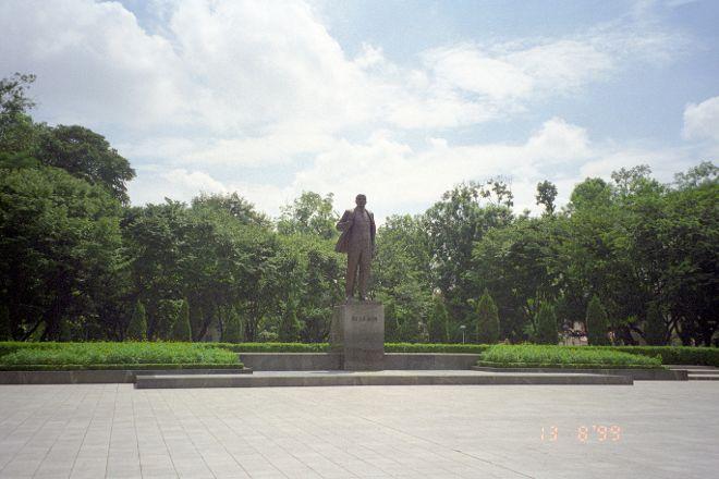 Lenin Statue, Hanoi, Vietnam
