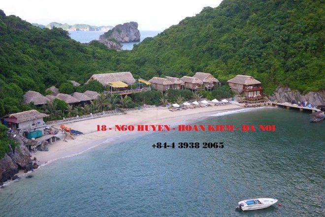 Lily's Travel Agency, Hanoi, Vietnam