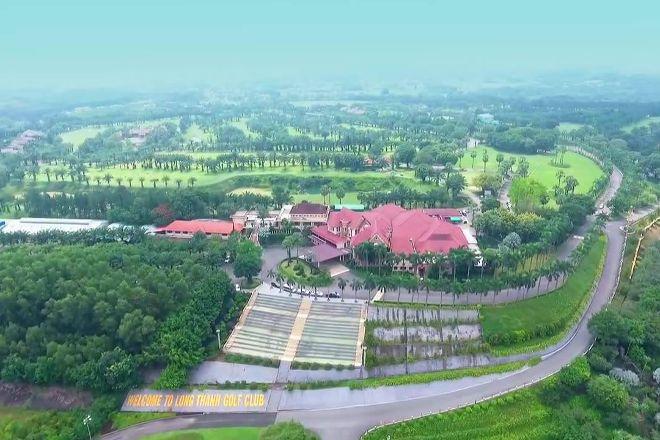 Long Thanh Golf Club, Bien Hoa, Vietnam