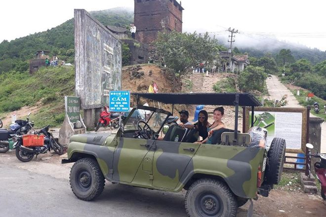 Looking Glass Jeep Tours, Da Nang, Vietnam