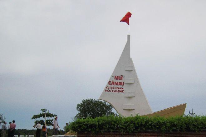Mui Ca Mau, Ca Mau, Vietnam