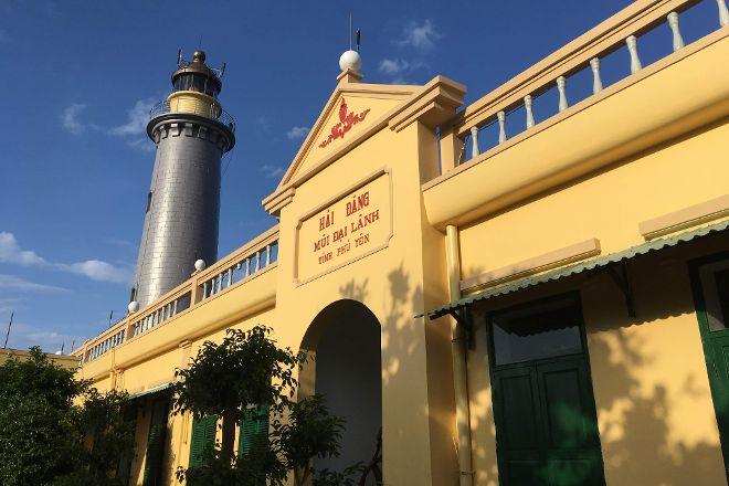 Mui Dien Lighthouse, Hoa Tam, Vietnam