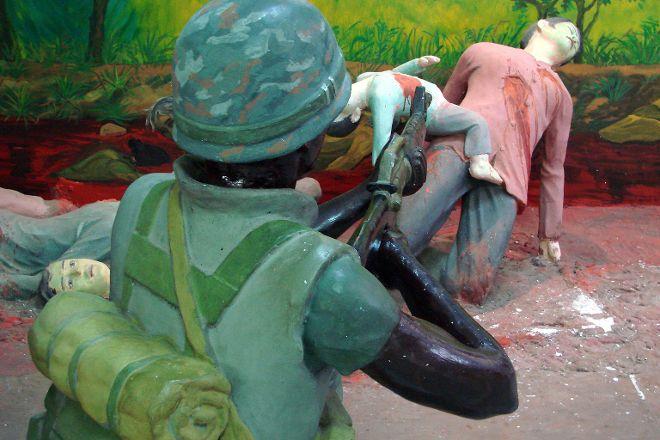 My Lai Massacre Museum, Quang Ngai, Vietnam
