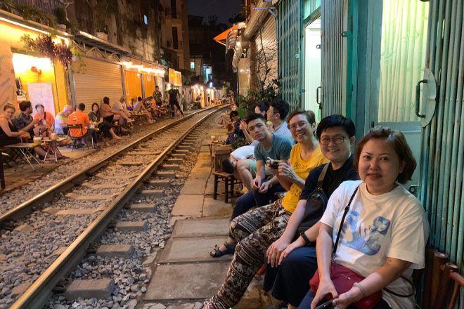 Old Quarter Travel, Hanoi, Vietnam