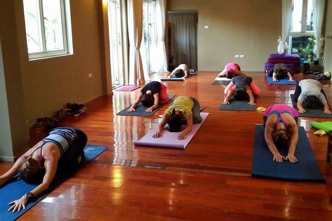 Om Hanoi Yoga & Cafe, Hanoi, Vietnam
