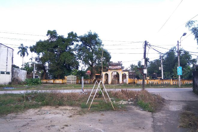 Phong Nam Ancient Village, Da Nang, Vietnam