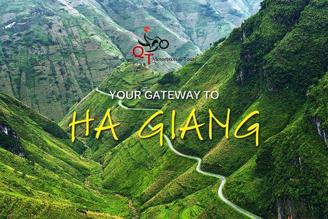 QT Motorbikes and Tours, Ha Giang, Vietnam