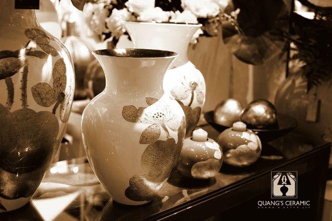 Quang's Ceramic, Hanoi, Vietnam