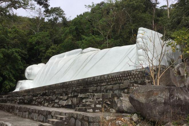 Reclining Buddha, Thi Tran Thuan Nam, Vietnam