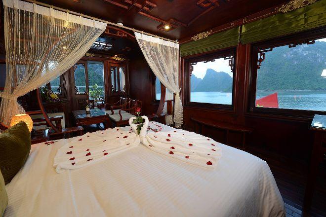 Royal Palace Cruise - Day Tours, Hanoi, Vietnam