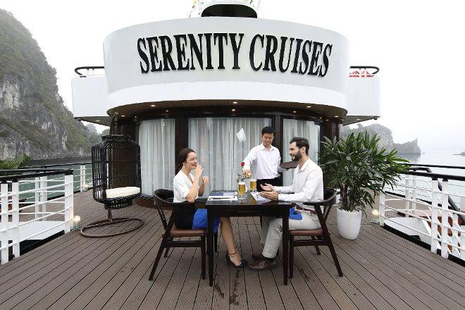 Serenity Cruises, Hanoi, Vietnam