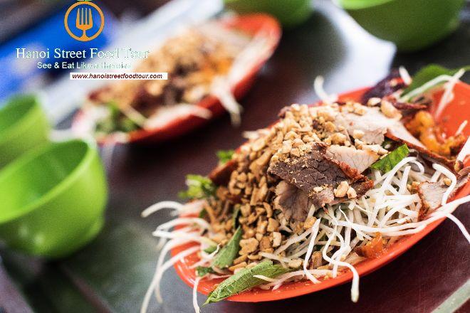 Street Food Hanoi, Hanoi, Vietnam