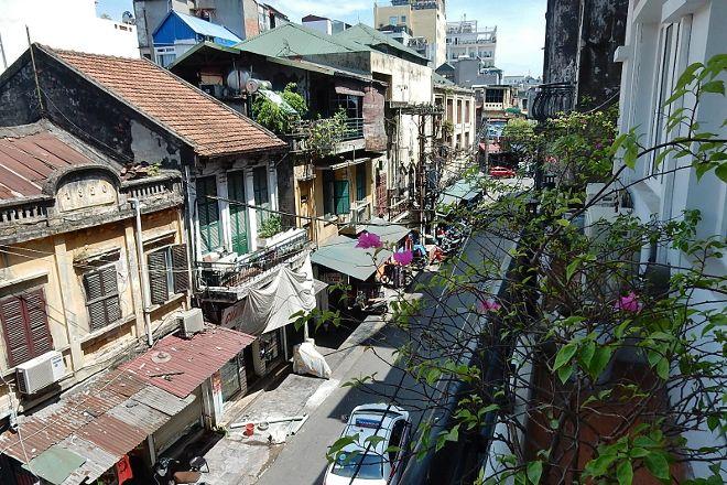 Ta Hien Street, Hanoi, Vietnam