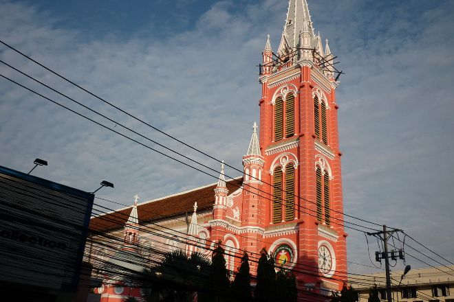 Tan Dinh Church, Ho Chi Minh City, Vietnam