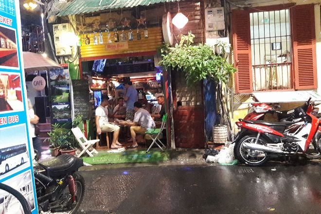 The Bros Bar, Hanoi, Vietnam