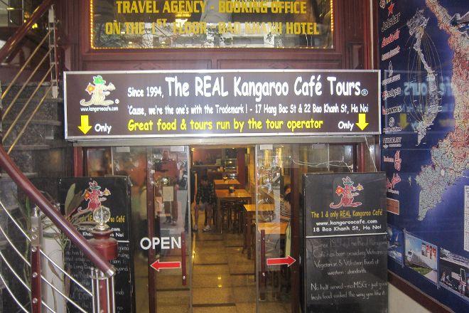 The Real Kangaroo Cafe Tours, Hanoi, Vietnam
