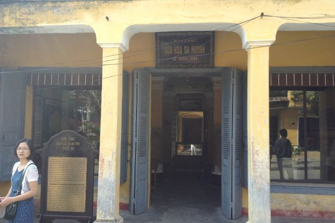 The Sa Huynh Culture Museum, Hoi An, Vietnam