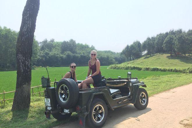 Tour by Jeep, Hue, Vietnam