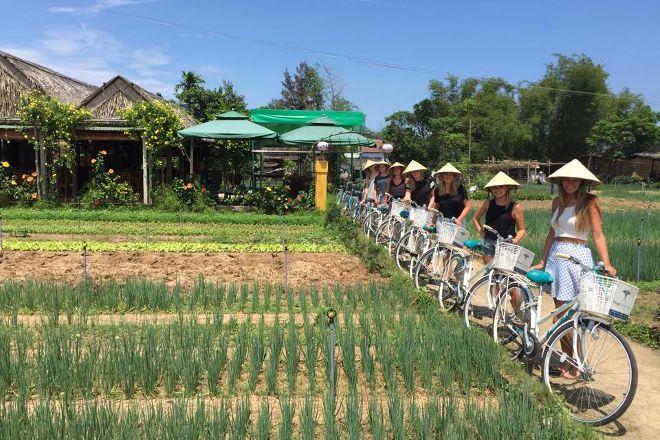 Tra Que Minty Garden, Hoi An, Vietnam