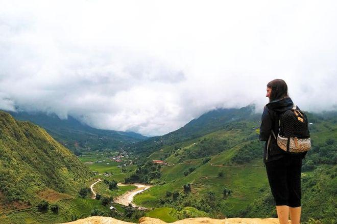 Trekking Sapa, Sapa, Vietnam
