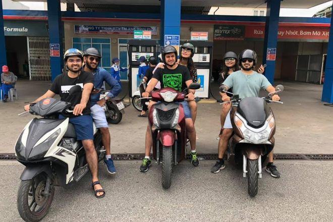 Tuan Cau Rong - Motorbike Rental, Da Nang, Vietnam