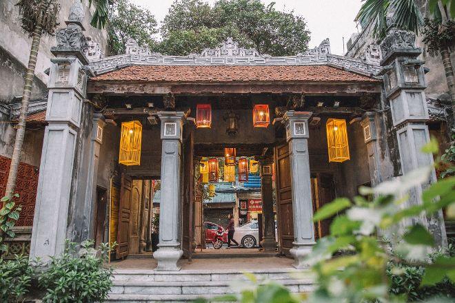 V'ancient, Hanoi, Vietnam