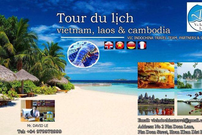 Vic Indochina Travel, Hanoi, Vietnam