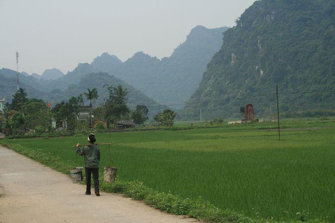 Viet Hai Village, Cat Ba, Vietnam