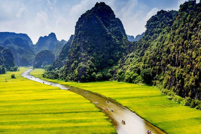 Vietnam Cultural Tours, Hanoi, Vietnam