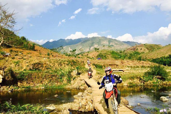 Vietnam Motorbike Rides, Hanoi, Vietnam
