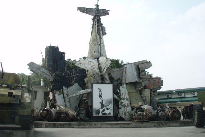 Vietnamese Air Force Museum, Hanoi, Vietnam