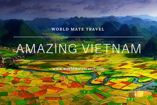 World Mate Travel - Vietnam Day Tours, Hanoi, Vietnam