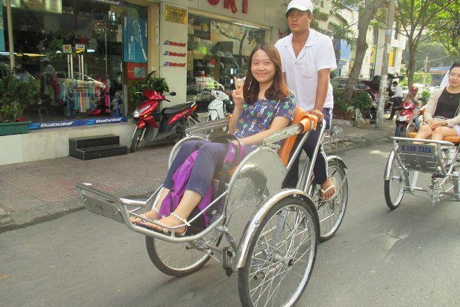 Xich Lo Tours, Ho Chi Minh City, Vietnam