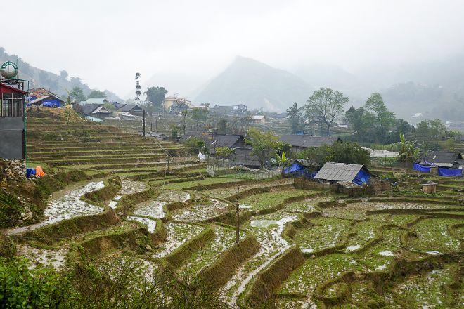 Y Linh Ho, Sapa, Vietnam