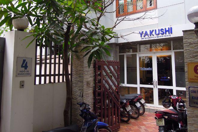 Yakushi Center, Hanoi, Vietnam