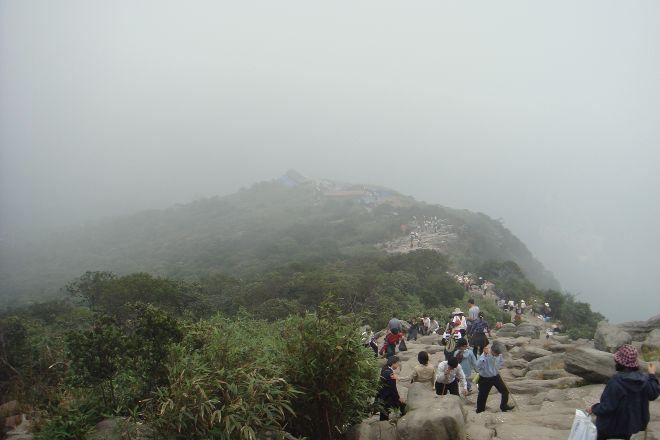 Yen Tu Mountain, Uong Bi, Vietnam