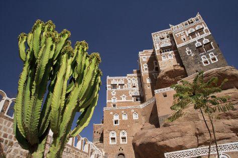 Dar al-Hajar, Sanaa, Yemen