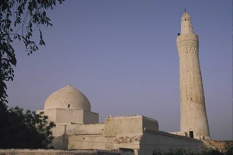 Great Mosque, Zabid, Yemen
