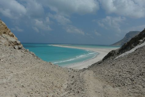 Qalansiyah Beach, Socotra Island, Yemen