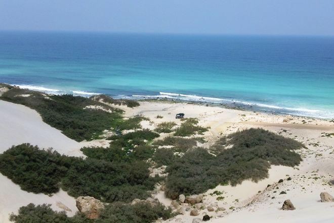 Arher Beach, Socotra Island, Yemen