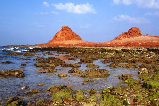Dihamri Marine Protected Area, Socotra Island, Yemen