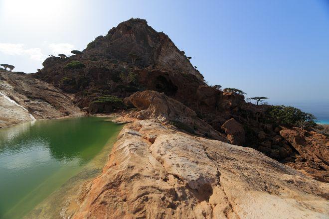 Homhil Protected Area, Socotra Island, Yemen