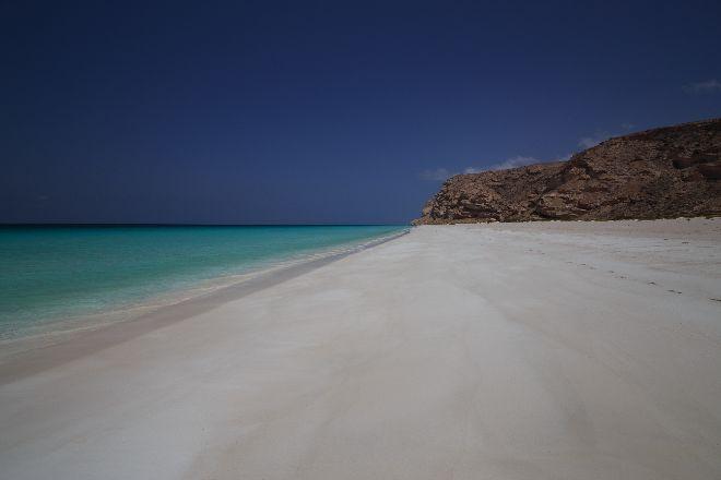 Shoab beach, Socotra Island, Yemen