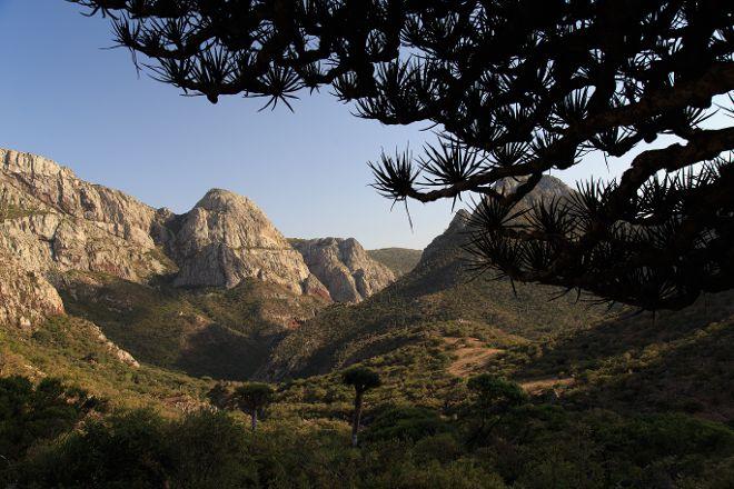 Skand Peak, Socotra Island, Yemen