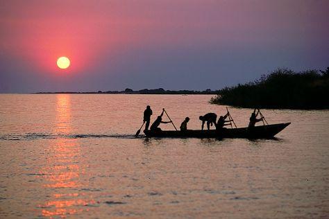 Lake Tanganyika, Mpulungu, Zambia