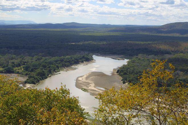 Luangwa River, Eastern Province, Zambia