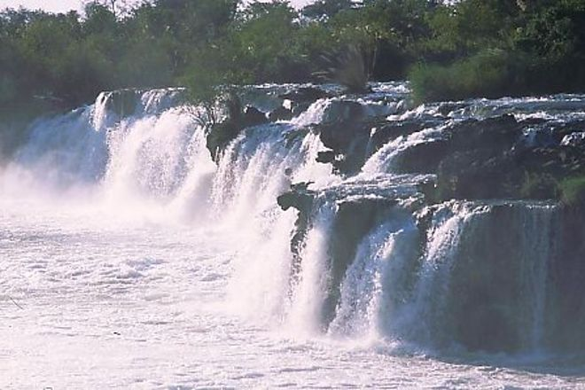 Ngonye Falls, Sioma, Zambia