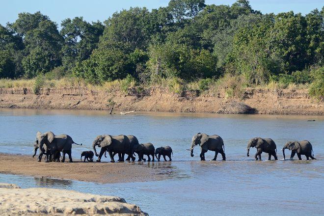 South Luangwa National Park, Mpika, Zambia