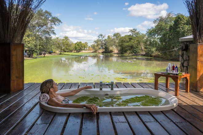 the Bush-Spa, South Luangwa National Park, Zambia